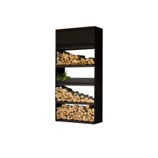 OFYR Wood Storage Black 100